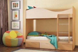 Двухъярусная кровать для детской КР 5 - Мебельная фабрика «Ваша мебель»