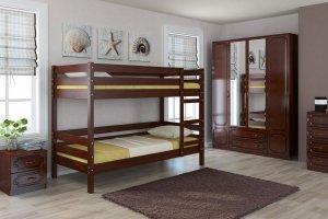 Двухъярусная кровать Джуниор - Мебельная фабрика «Bravo Мебель»