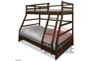 Двухъярусная кровать Хостел - Мебельная фабрика «ВМК-Шале»