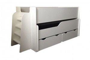 Двухъярусная кровать с ящиками - Мебельная фабрика «Alicio»