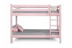 Двухъярусная кровать Соня с прямой лестницей - Мебельная фабрика «SonLine»