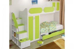 Двухъярусная кровать Teens home - Мебельная фабрика «Крафт»
