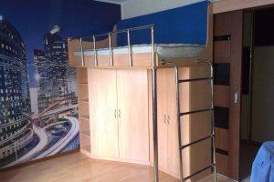 Двухъярусная кровать в детскую - Мебельная фабрика «Агата»