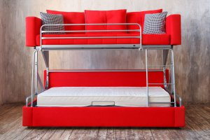 Двухъярусный диван-трансформер СПЛЕНДИД - Мебельная фабрика «Anderssen»