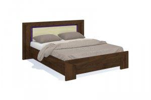 Двуспальная кровать 160х200 Blade - Мебельная фабрика «Мебель-Москва»