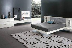 Двуспальная кровать - Мебельная фабрика «Актуаль-М»