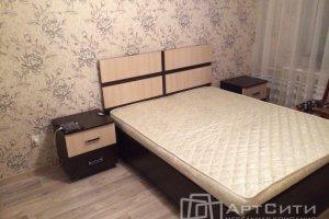 Двуспальная кровать - Мебельная фабрика «АртСити»