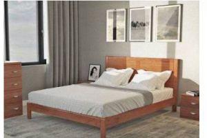 Двуспальная кровать Дакота - Мебельная фабрика «Верба-Мебель»