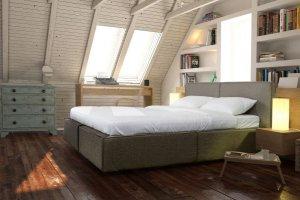 Двуспальная Кровать Дрим - Мебельная фабрика «NEXTFORM»