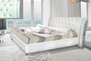 Двуспальная кровать Флоренция - Мебельная фабрика «DiMSon»