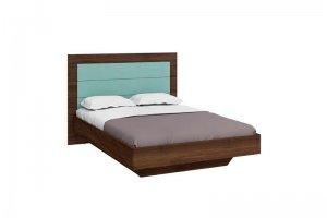 Двуспальная кровать Илма-2 Коламбия - Мебельная фабрика «Мебель-Москва»