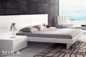 Кровать двуспальная Минима - Мебельная фабрика «NIKA premium»