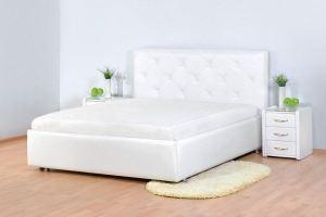 Двуспальная кровать Монсеррат - Мебельная фабрика «Архитектория»