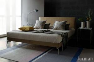 Двуспальная кровать Skyline - Мебельная фабрика «Фурман»