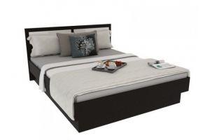 Двуспальная кровать Соната-145  - Мебельная фабрика «Балтика мебель»