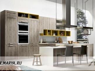 Кухонный гарнитур прямой Rumba - Мебельная фабрика «Мария»