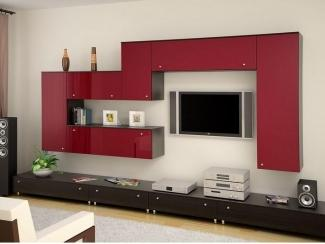 Навесная гостиная Мика  - Мебельная фабрика «Интерьер»