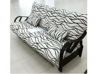 Современный прямой диван  - Оптовый мебельный склад «МебельБренд»