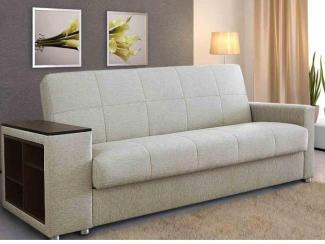 диван прямой Ручеек 1Н книжка - Мебельная фабрика «Боровичи-Мебель»
