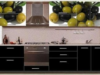Кухня с фотопечатью KF 3 - Мебельная фабрика «FSM (Фабрика Стильной Мебели)»