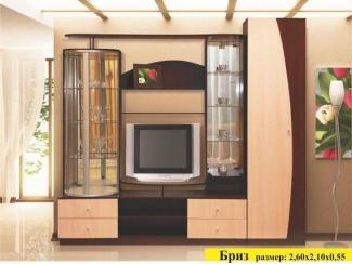 Гостиная Бриз  - Мебельная фабрика «Мебликон»
