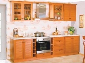 Кухня прямая «Полоса»