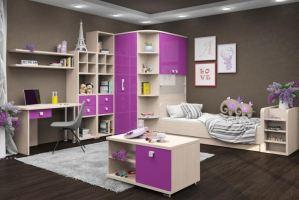 Детская Тиана - Мебельная фабрика «Лазурит»