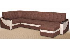 Диван п-образный Доминика 10 - Мебельная фабрика «Фаворит»