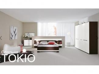 Спальня TOKIO - Мебельная фабрика «Дятьково»