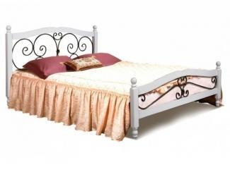 Кровать 2-х спальная - Мебельная фабрика «Лидская мебельная фабрика»