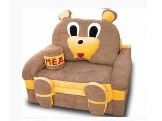 Диван детский Мишка - Мебельная фабрика «Мезонин мебель»