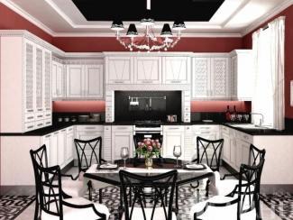 Кухня Анжу МДФ - Мебельная фабрика «Линда»