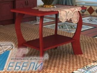 стол - 10 журнальный - Мебельная фабрика «Мир Мебели»