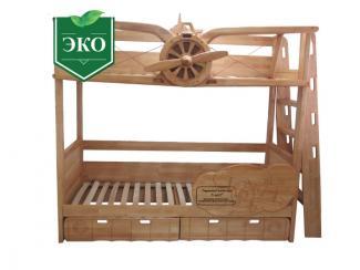 Кровать Двухъярусная Пилот - Мебельная фабрика «Абсолют-мебель»