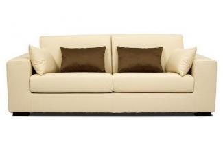 Прямой диван Лого