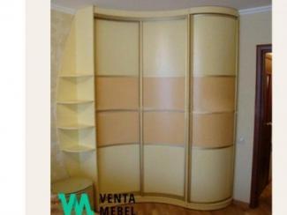 ШКАФ РАДИУСНЫЙ VENTA-0164 - Мебельная фабрика «Вента Мебель»