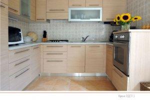 Кухня ЛДСП 3 - Мебельная фабрика «ПластДекор» г. Кузнецк