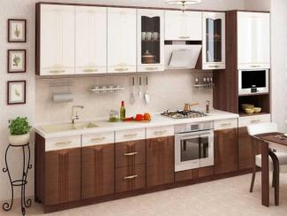 Кухонный гарнитур прямой Каролина 11 - Мебельная фабрика «Витра»