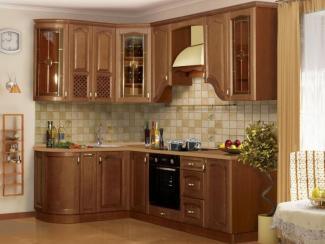 Кухонный гарнитур угловой Анастасия