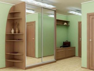 Прихожая прямая классика - Изготовление мебели на заказ «Мега»
