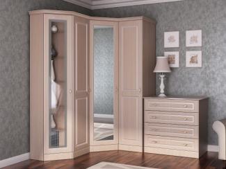 Шкаф угловой Валенсия 4 - Мебельная фабрика «Рось»
