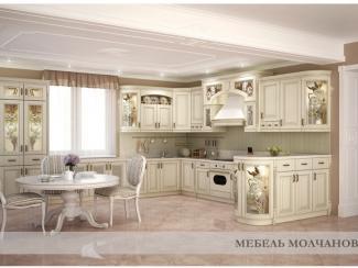 Кухня угловая Стефани - Мебельная фабрика «Молчанов»