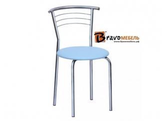 Голубой стул Маркос - Мебельная фабрика «Bravo Мебель»