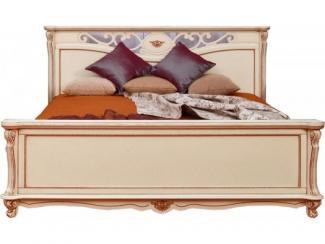 Кровать Алези П349.16 - Мебельная фабрика «Пинскдрев»