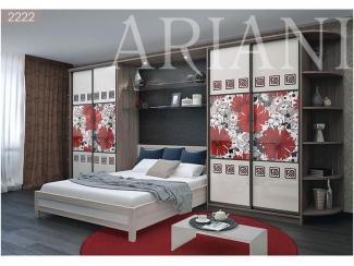 Шкаф-купе с фотопечатью Ди Сопра  - Мебельная фабрика «Ариани»