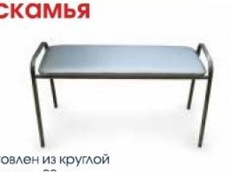 Банкетка-скамья - Мебельная фабрика «Модуль», г. Лениногорск