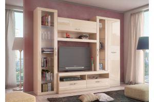 Гостиная Афина 3 - Мебельная фабрика «Успех»