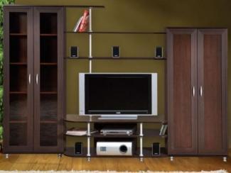Гостиная стенка Блюз-4 - Мебельная фабрика «Северная Двина»