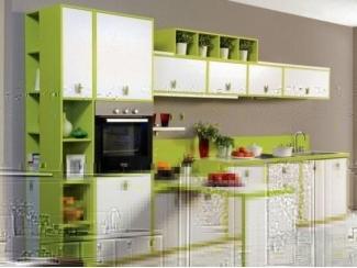 Кухонный гарнитур Смайл - Мебельная фабрика «Трио»