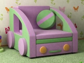 Диван детский Машинка - Мебельная фабрика «Древо»